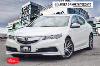 Used 2016 Acura TLX 3.5L SH-AWD w/Tech Pkg No Accident|ASPEC PACKAGE| for sale in Thornhill, ON