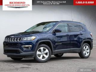 Used 2018 Jeep Compass NORTH for sale in Richmond, BC