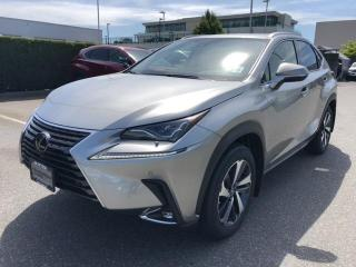 New 2020 Lexus NX 300h Standard for sale in North Vancouver, BC