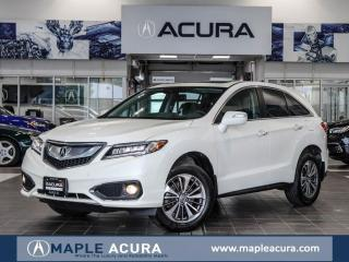 Used 2018 Acura RDX Elite, One Owner, No accidents, 7/160km Acura Cert for sale in Maple, ON