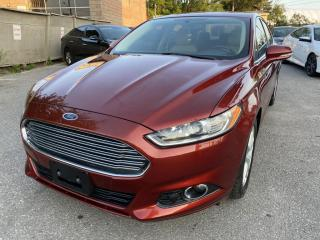 Used 2014 Ford Fusion 4dr Sdn SE FWD for sale in Scarborough, ON