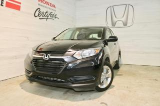 Used 2016 Honda HR-V LX AWD for sale in Blainville, QC