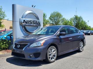 Used 2013 Nissan Sentra SR for sale in Drummondville, QC
