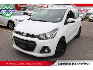 Used 2016 Chevrolet Spark 5dr HB CVT LT w-1LT for sale in Whitby, ON