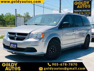 Used 2014 Dodge Grand Caravan 4dr Wgn SXT for sale in Mississauga, ON