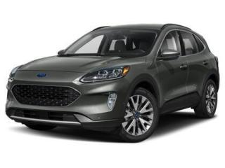 New 2020 Ford Escape Titanium for sale in Edmonton, AB