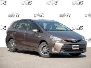 Used 2017 Toyota Prius V for sale in Welland, ON