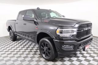 Used 2019 RAM 2500 Laramie 6.7L Diesel, 4x4, SLT Crew cab, bluetooth, back-up cam, heated seats and wheel for sale in Huntsville, ON