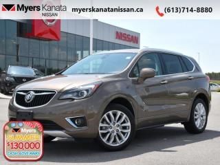 Used 2019 Buick Envision Premium  - Leather Seats -  Heated Seats - $270 B/W for sale in Kanata, ON