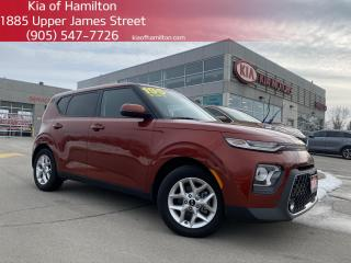 Used 2020 Kia Soul EX for sale in Hamilton, ON