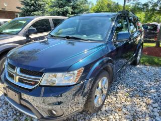 Used 2013 Dodge Journey R/T for sale in Hamilton, ON