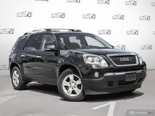 Used 2010 GMC Acadia SLE AS-IS for sale in Oakville, ON