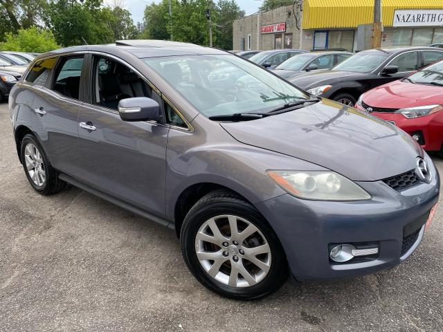 2009 Mazda CX-7 GT/ AWD/ LEATHER/ SUNROOF/ ALLOYS/ COLD AC/ TINTED