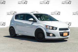 Used 2015 Chevrolet Sonic LT Auto for sale in Barrie, ON