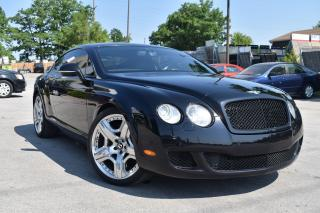 Used 2010 Bentley Continental Speed - Mulliner Package for sale in Oakville, ON