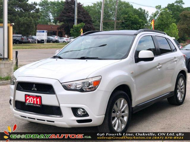 2011 Mitsubishi RVR GT|LOW KM|NO ACCIDENT|SUNROOF|BT|AWD|CERTIFIED