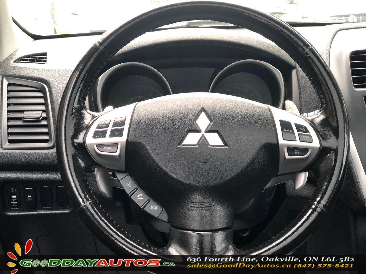 2011 Mitsubishi RVR