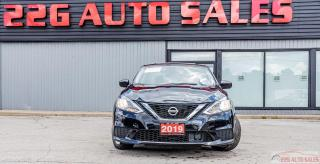 Used 2019 Nissan Sentra SV|ACCIDENT FREE|BACKUP CAM|SUNROOF for sale in Brampton, ON