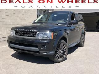 Used 2011 Land Rover Range Rover Sport LUX for sale in Oakville, ON