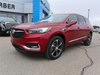 Used 2020 Buick Enclave AWD Essence for sale in Weyburn, SK
