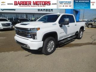 New 2020 Chevrolet Silverado 2500 HD High Country for sale in Weyburn, SK