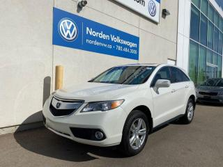 Used 2014 Acura RDX AWD - LEATHER / SUNROOF / HEATED SEATS for sale in Edmonton, AB
