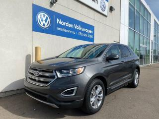 Used 2016 Ford Edge SEL AWD - LEATHER / PANO ROOF for sale in Edmonton, AB