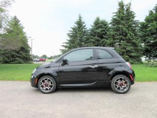 Used 2012 Fiat 500 Sport Hatchback for sale in Thornton, ON