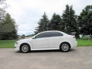 Used 2013 Mitsubishi Lancer SE Sport for sale in Thornton, ON