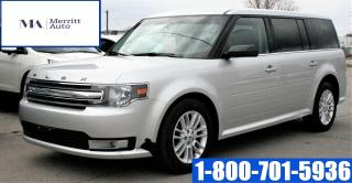 Used 2014 Ford Flex SEL| 3.5V6 NON TU|AWD| 7 SEATER\ REAR ENTERTAIMENT for sale in London, ON