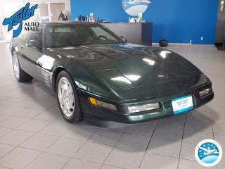Used 1994 Chevrolet Corvette for sale in Kingston, ON