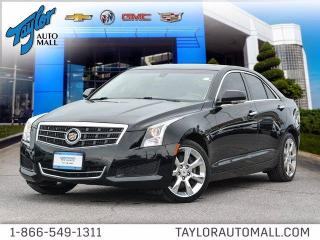 Used 2014 Cadillac ATS Luxury AWD for sale in Kingston, ON