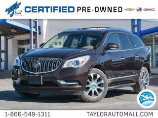 Used 2016 Buick Enclave Premium for sale in Kingston, ON
