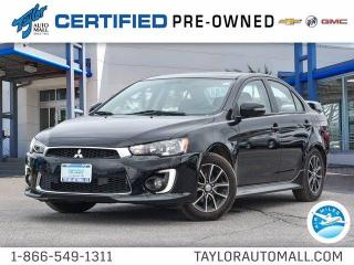Used 2017 Mitsubishi Lancer for sale in Kingston, ON