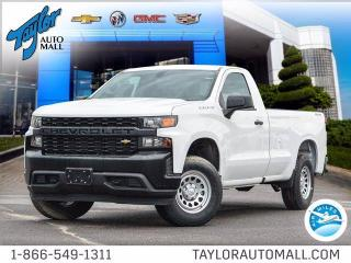 New 2020 Chevrolet Silverado 1500 Work Truck for sale in Kingston, ON