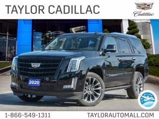 New 2020 Cadillac Escalade Premium Luxury for sale in Kingston, ON