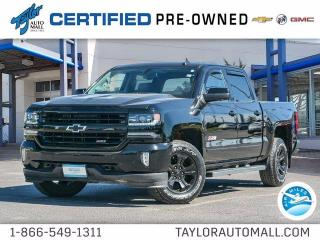 Used 2017 Chevrolet Silverado 1500 LTZ for sale in Kingston, ON