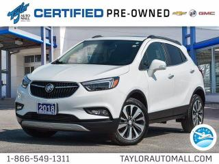 Used 2018 Buick Encore Essence for sale in Kingston, ON