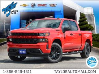 New 2020 Chevrolet Silverado 1500 Custom for sale in Kingston, ON