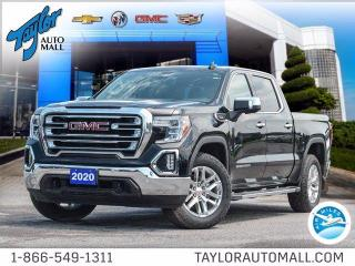 New 2020 GMC Sierra 1500 SLT for sale in Kingston, ON