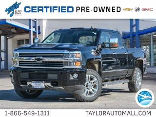 Used 2017 Chevrolet Silverado 2500 HD High Country for sale in Kingston, ON