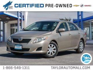 Used 2009 Toyota Corolla Base for sale in Kingston, ON