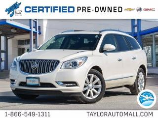 Used 2015 Buick Enclave Premium for sale in Kingston, ON