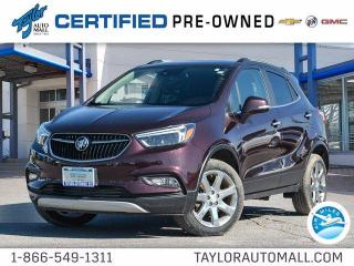 Used 2017 Buick Encore Premium for sale in Kingston, ON