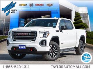 New 2020 GMC Sierra 1500 AT4 for sale in Kingston, ON