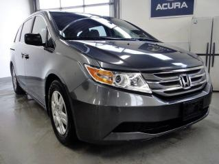 Used 2013 Honda Odyssey LX,DEALER MAINTAIN,NO ACCIDENT for sale in North York, ON