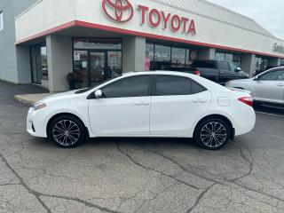 Used 2016 Toyota Corolla Sport for sale in Cambridge, ON