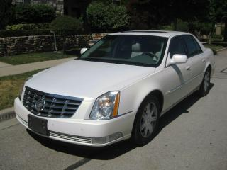 Used 2006 Cadillac DTS NO ACCIDENTS, NEW BRAKES, IN EXCELLENT CONDITION for sale in Toronto, ON