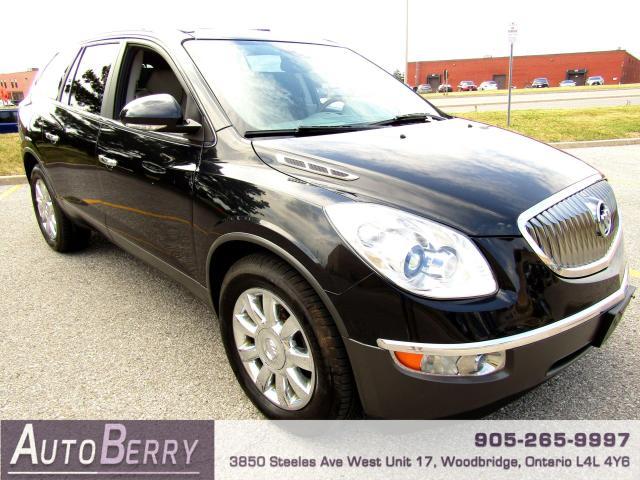 2012 Buick Enclave CXL - 3.6L - AWD