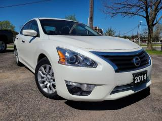 Used 2014 Nissan Altima for sale in Peterborough, ON